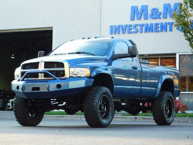 2004 Dodge Ram 2500 4X4 Long Bed / 5.9 L H.O DIESEL / 6-SPEED / LIFTED - Photo 35 - Portland, OR 97217