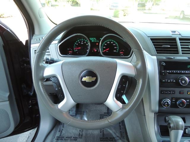 2010 Chevrolet Traverse LT ALL Wheel Drive / 8-seater / ONLY 67,000 MILES - Photo 36 - Portland, OR 97217
