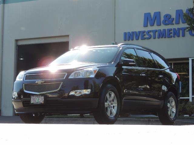 2010 Chevrolet Traverse LT ALL Wheel Drive / 8-seater / ONLY 67,000 MILES - Photo 41 - Portland, OR 97217