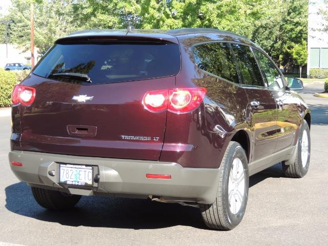 2010 Chevrolet Traverse LT ALL Wheel Drive / 8-seater / ONLY 67,000 MILES - Photo 8 - Portland, OR 97217
