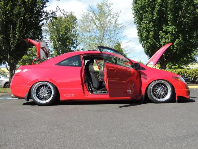 2008 Honda Civic Si Coupe 6 Speed Manual / WHEELS EXHAUST / LOWERED - Photo 14 - Portland, OR 97217