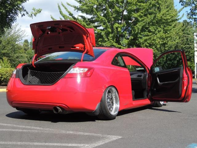 2008 Honda Civic Si Coupe 6 Speed Manual / WHEELS EXHAUST / LOWERED - Photo 13 - Portland, OR 97217