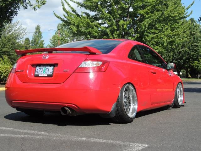 2008 Honda Civic Si Coupe 6 Speed Manual / WHEELS EXHAUST / LOWERED - Photo 8 - Portland, OR 97217