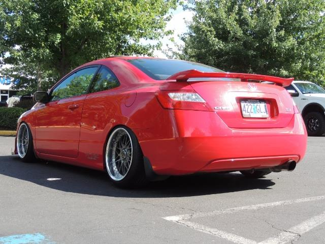 2008 Honda Civic Si Coupe 6 Speed Manual / WHEELS EXHAUST / LOWERED - Photo 7 - Portland, OR 97217