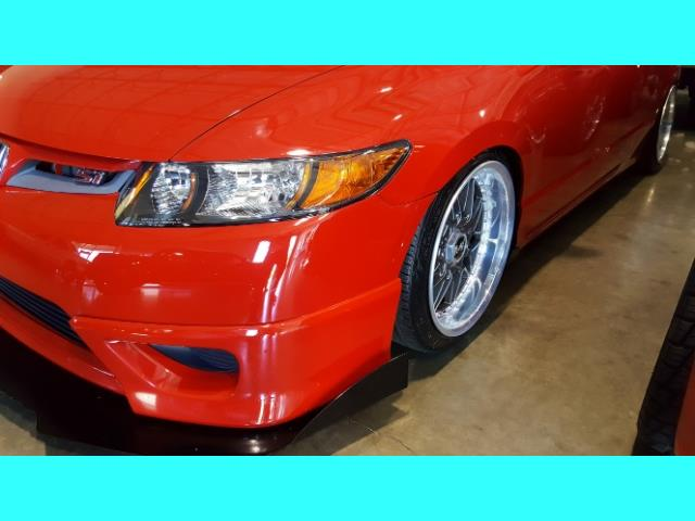 2008 Honda Civic Si Coupe 6 Speed Manual / WHEELS EXHAUST / LOWERED - Photo 21 - Portland, OR 97217