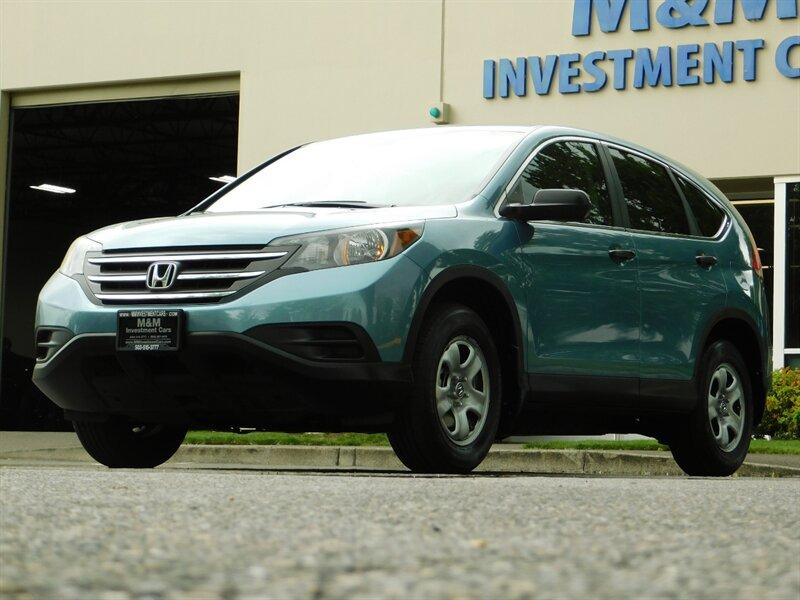2014 Honda CR-V LX photo