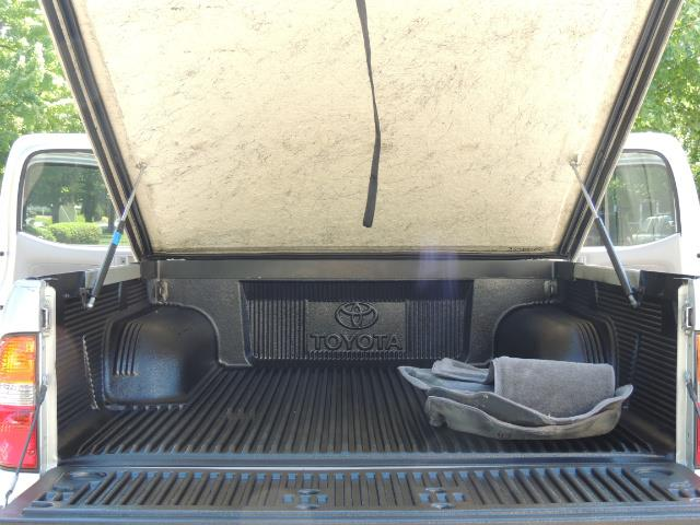 """2002 Toyota Tacoma V6 4dr Double Cab 4WD LIFTED 33 """" MUD DIF LOCKS - Photo 27 - Portland, OR 97217"""