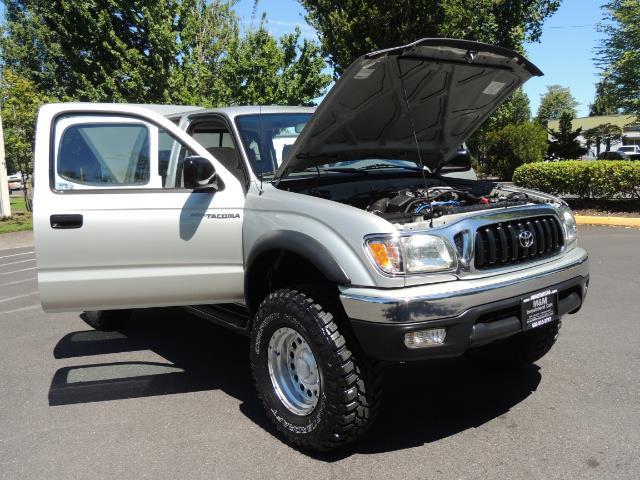 """2002 Toyota Tacoma V6 4dr Double Cab 4WD LIFTED 33 """" MUD DIF LOCKS - Photo 29 - Portland, OR 97217"""