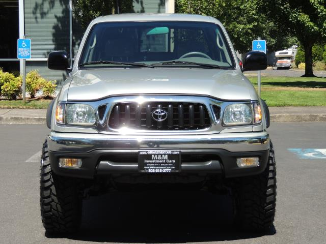 """2002 Toyota Tacoma V6 4dr Double Cab 4WD LIFTED 33 """" MUD DIF LOCKS - Photo 5 - Portland, OR 97217"""