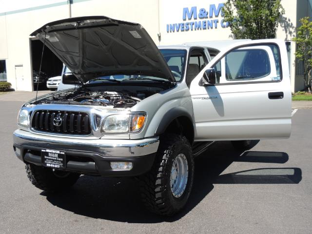 """2002 Toyota Tacoma V6 4dr Double Cab 4WD LIFTED 33 """" MUD DIF LOCKS - Photo 25 - Portland, OR 97217"""