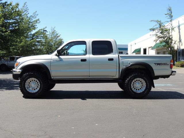 """2002 Toyota Tacoma V6 4dr Double Cab 4WD LIFTED 33 """" MUD DIF LOCKS - Photo 4 - Portland, OR 97217"""
