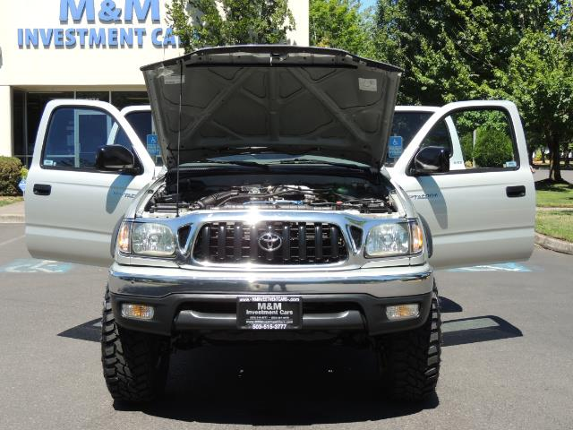 """2002 Toyota Tacoma V6 4dr Double Cab 4WD LIFTED 33 """" MUD DIF LOCKS - Photo 30 - Portland, OR 97217"""
