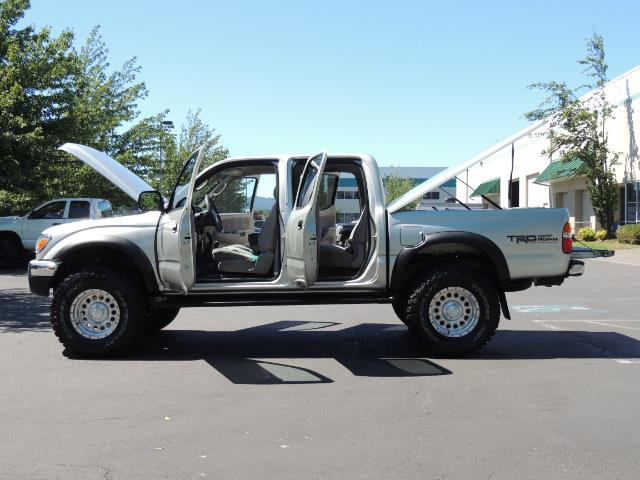 """2002 Toyota Tacoma V6 4dr Double Cab 4WD LIFTED 33 """" MUD DIF LOCKS - Photo 9 - Portland, OR 97217"""