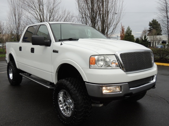 2005 Ford F 150 Lariat Lifted