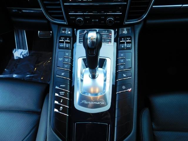 2014 Porsche Panamera S / Twin Turbo 6Cyl / Sport Chrono pkg / Excel Con - Photo 18 - Portland, OR 97217