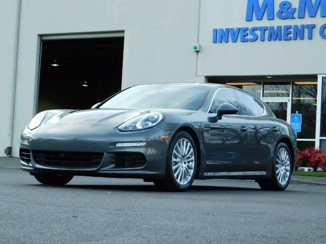 2014 Porsche Panamera S / Twin Turbo 6Cyl / Sport Chrono pkg / Excel Con - Photo 50 - Portland, OR 97217