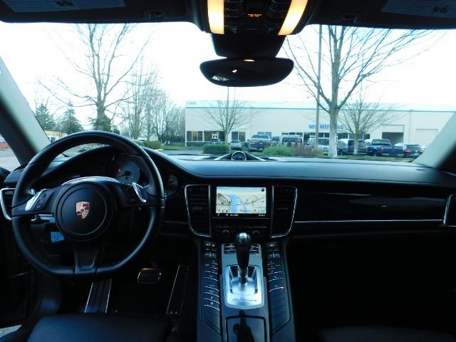 2014 Porsche Panamera S / Twin Turbo 6Cyl / Sport Chrono pkg / Excel Con - Photo 35 - Portland, OR 97217