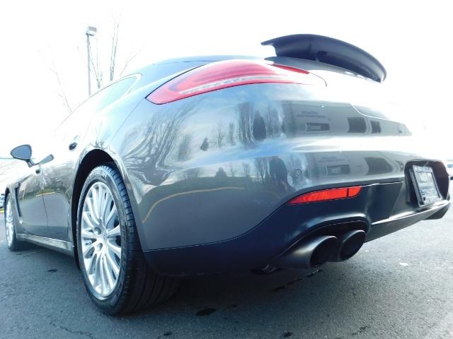 2014 Porsche Panamera S / Twin Turbo 6Cyl / Sport Chrono pkg / Excel Con - Photo 9 - Portland, OR 97217