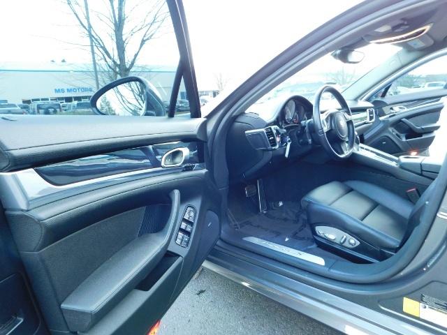 2014 Porsche Panamera S / Twin Turbo 6Cyl / Sport Chrono pkg / Excel Con - Photo 11 - Portland, OR 97217