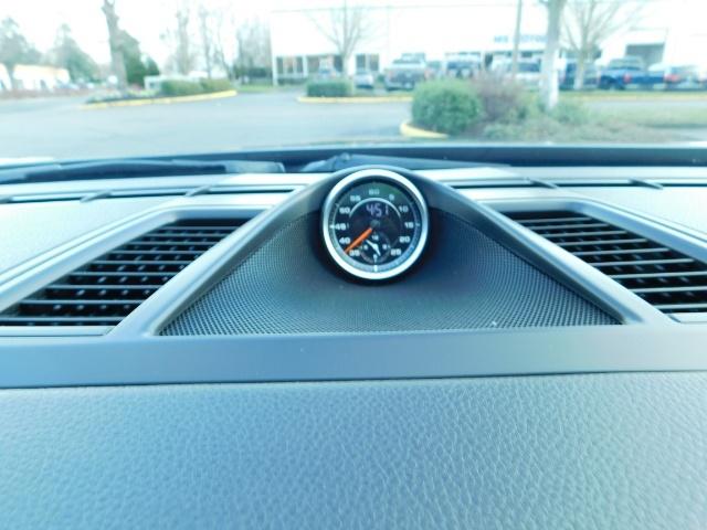 2014 Porsche Panamera S / Twin Turbo 6Cyl / Sport Chrono pkg / Excel Con - Photo 40 - Portland, OR 97217