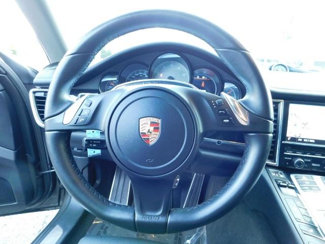 2014 Porsche Panamera S / Twin Turbo 6Cyl / Sport Chrono pkg / Excel Con - Photo 38 - Portland, OR 97217