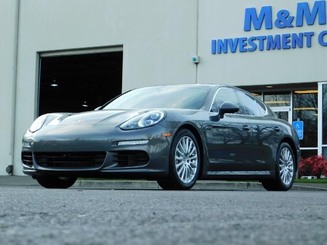2014 Porsche Panamera S / Twin Turbo 6Cyl / Sport Chrono pkg / Excel Con - Photo 49 - Portland, OR 97217