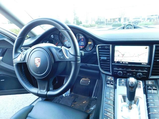 2014 Porsche Panamera S / Twin Turbo 6Cyl / Sport Chrono pkg / Excel Con - Photo 16 - Portland, OR 97217
