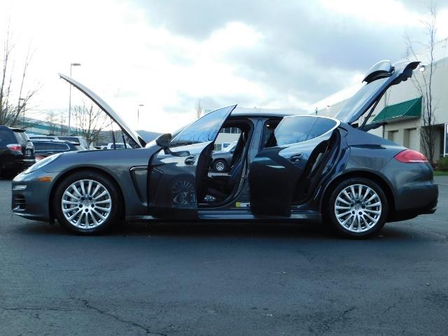 2014 Porsche Panamera S / Twin Turbo 6Cyl / Sport Chrono pkg / Excel Con - Photo 26 - Portland, OR 97217