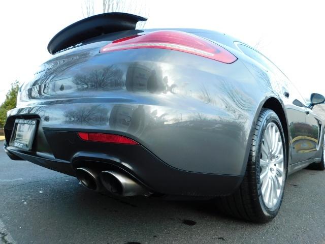 2014 Porsche Panamera S / Twin Turbo 6Cyl / Sport Chrono pkg / Excel Con - Photo 10 - Portland, OR 97217