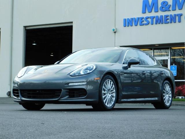 2014 Porsche Panamera S / Twin Turbo 6Cyl / Sport Chrono pkg / Excel Con - Photo 53 - Portland, OR 97217
