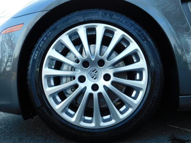 2014 Porsche Panamera S / Twin Turbo 6Cyl / Sport Chrono pkg / Excel Con - Photo 42 - Portland, OR 97217