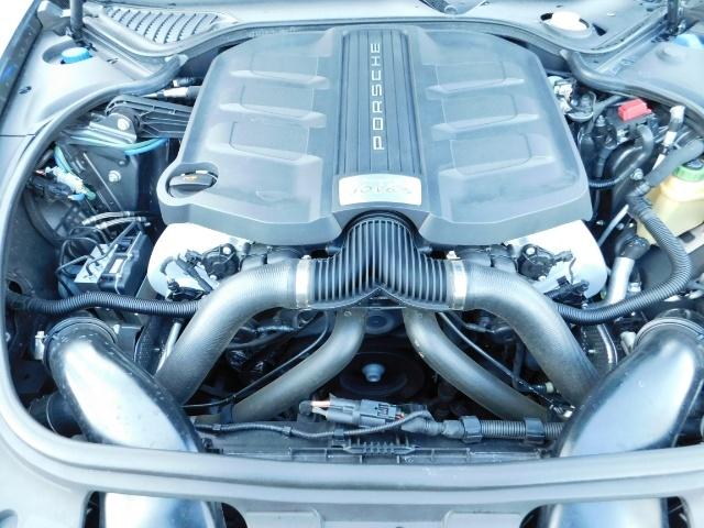 2014 Porsche Panamera S / Twin Turbo 6Cyl / Sport Chrono pkg / Excel Con - Photo 33 - Portland, OR 97217