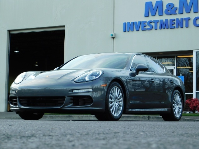 2014 Porsche Panamera S / Twin Turbo 6Cyl / Sport Chrono pkg / Excel Con - Photo 47 - Portland, OR 97217
