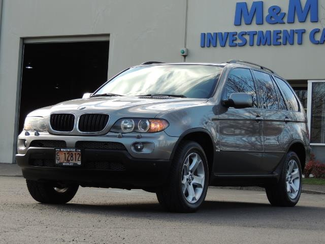 2005 BMW X5 3.0i AWD / SPORT+PREMIUM+WINTER PKGs / 96K MILES ! - Photo 36 - Portland, OR 97217