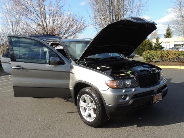 2005 BMW X5 3.0i AWD / SPORT+PREMIUM+WINTER PKGs / 96K MILES ! - Photo 23 - Portland, OR 97217