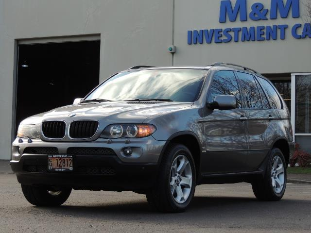 2005 BMW X5 3.0i AWD / SPORT+PREMIUM+WINTER PKGs / 96K MILES ! - Photo 35 - Portland, OR 97217
