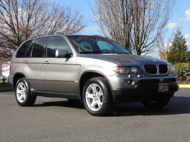2005 BMW X5 3.0i AWD / SPORT+PREMIUM+WINTER PKGs / 96K MILES ! - Photo 2 - Portland, OR 97217