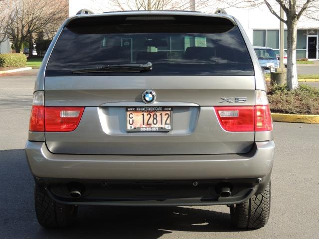 2005 BMW X5 3.0i AWD / SPORT+PREMIUM+WINTER PKGs / 96K MILES ! - Photo 6 - Portland, OR 97217