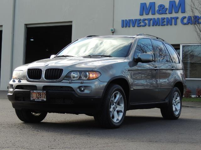 2005 BMW X5 3.0i AWD / SPORT+PREMIUM+WINTER PKGs / 96K MILES ! - Photo 1 - Portland, OR 97217