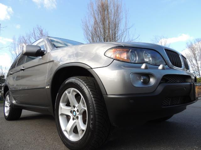 2005 BMW X5 3.0i AWD / SPORT+PREMIUM+WINTER PKGs / 96K MILES ! - Photo 10 - Portland, OR 97217