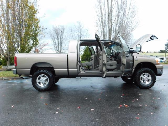 2006 Dodge Ram 2500 SLT Mega Cab / 4X4 / 5.9L Cummins DIESEL 1-OWNER - Photo 29 - Portland, OR 97217