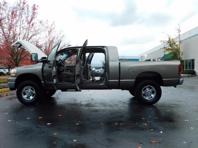 2006 Dodge Ram 2500 SLT Mega Cab / 4X4 / 5.9L Cummins DIESEL 1-OWNER - Photo 26 - Portland, OR 97217