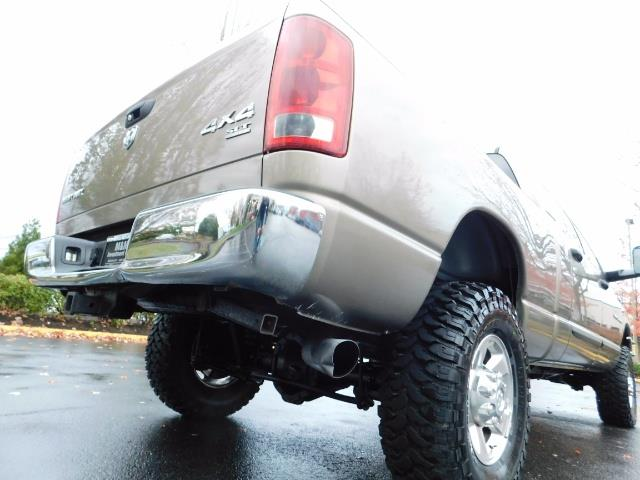 2006 Dodge Ram 2500 SLT Mega Cab / 4X4 / 5.9L Cummins DIESEL 1-OWNER - Photo 12 - Portland, OR 97217