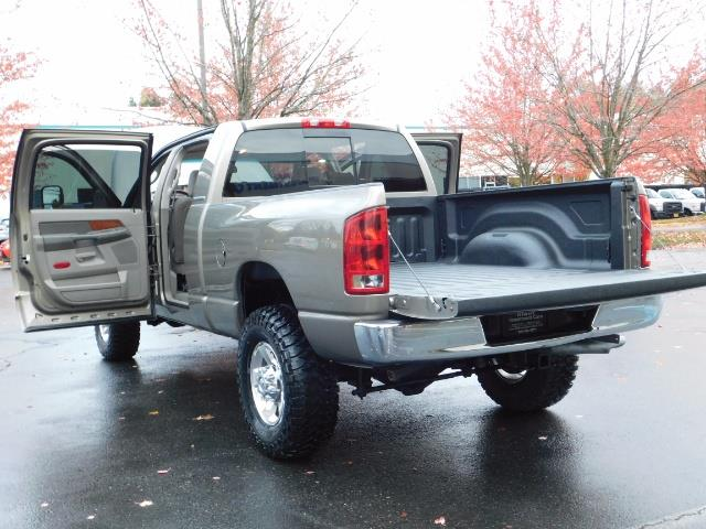 2006 Dodge Ram 2500 SLT Mega Cab / 4X4 / 5.9L Cummins DIESEL 1-OWNER - Photo 27 - Portland, OR 97217
