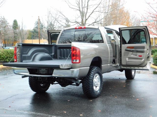 2006 Dodge Ram 2500 SLT Mega Cab / 4X4 / 5.9L Cummins DIESEL 1-OWNER - Photo 28 - Portland, OR 97217