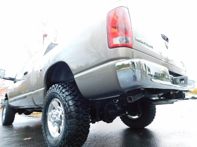 2006 Dodge Ram 2500 SLT Mega Cab / 4X4 / 5.9L Cummins DIESEL 1-OWNER - Photo 11 - Portland, OR 97217