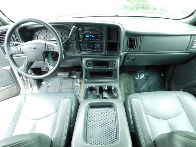 2005 GMC Sierra 3500 SLT 4dr Crew Cab / 4X4 / DIESEL / LIFTED / 1-OWNER - Photo 36 - Portland, OR 97217