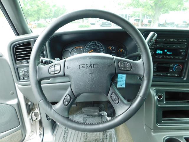 2005 GMC Sierra 3500 SLT 4dr Crew Cab / 4X4 / DIESEL / LIFTED / 1-OWNER - Photo 37 - Portland, OR 97217