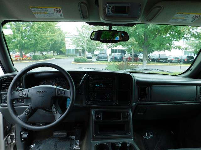 2005 GMC Sierra 3500 SLT 4dr Crew Cab / 4X4 / DIESEL / LIFTED / 1-OWNER - Photo 34 - Portland, OR 97217