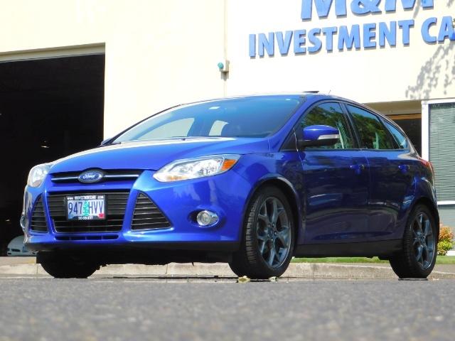 2014 Ford Focus Warranty >> 2014 Ford Focus Se Hatchback Navi Leather Warranty
